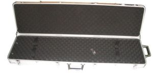 OEM Silvery Handle Wholesale Aluminum Gun Case pictures & photos