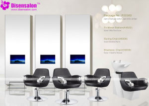 Popular High Quality Salon Furniture Shampoo Barber Salon Chair (P2024A) pictures & photos