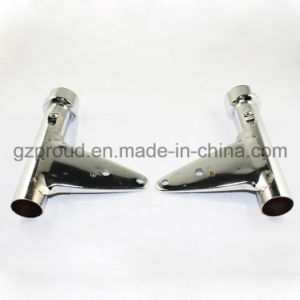 China High Quality Motorcycle Headlight Holder Motorcycle Parts pictures & photos