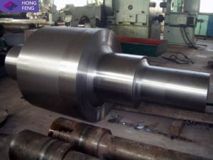 Customized Manufacture Carbon Steel Forged Shaft pictures & photos