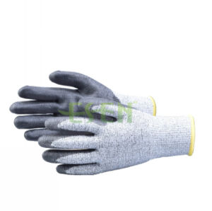 Nitrile Coated Labor Protective Industrial Working Gloves (D78-G5) pictures & photos