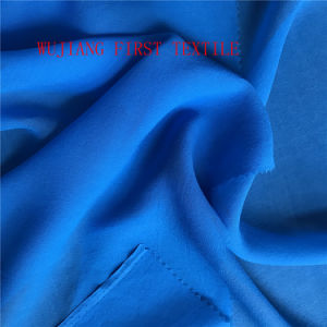 Silk Double Georgette Fabric pictures & photos