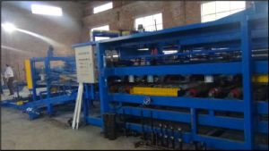 EPS Sandwich Roll Forming Machine Sandwich Panel Manufacture Machine pictures & photos