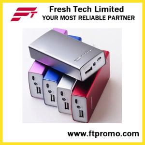 Wholesale Portable Travel Mini Power Bank with Mluticapacity Battery (C014) pictures & photos