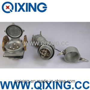 Aluminium Alloy 3p+N+E 420 AMP Industrial Plug pictures & photos