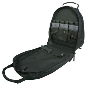 Waterproof Outdoor Multi-Ppcket Ployester Storage Tool Handle Bag Backpack pictures & photos