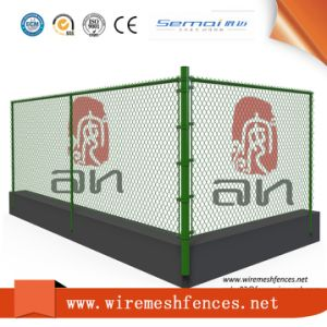 PVC Coated Chain Link Security Fence Sm-2000 pictures & photos