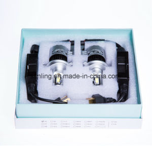 H1 50W 3800lm 6000k LED Vehicle Bulbs DC12-24V White Light pictures & photos