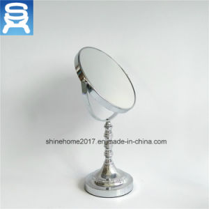 Bathroom Beauty Make up Cosmetic Dual Side Magnifying Stand Mirror pictures & photos