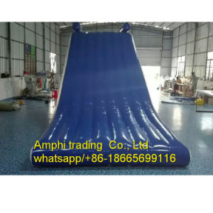 PVC, 0.55mm PVC Material and Slide, Inflatable Slide Type Inflatable Water Slide pictures & photos