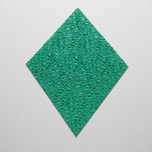 Colored Polycarbonate Plastic Embossed Sheet for Sale pictures & photos