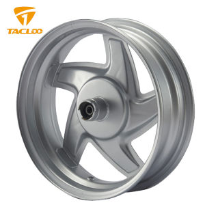 Steel Wheel Rim 10 Inch for Motorbike pictures & photos