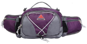 Good Quality Fashionable Outdoor Sports Waist Bag pictures & photos