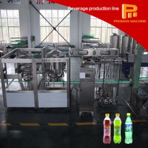 Low Price 2000bph Soda Water&Carbonated Drinks Filling Machine pictures & photos