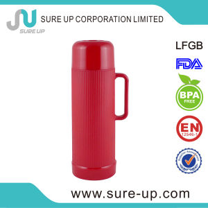 Thermos Glass Refill Vacuum Flask/ Mate Flask / Yerba Mate Thermo Flask with Straw pictures & photos