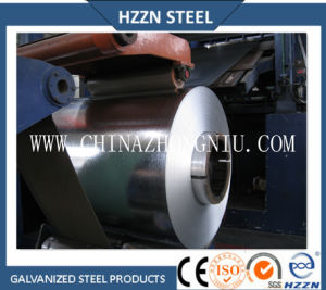 Z200 Regular Spangle Baosteel Galvanized Steel Roll pictures & photos