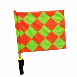 Best Selling Football Goal Soccer Hand Flag for Sale pictures & photos