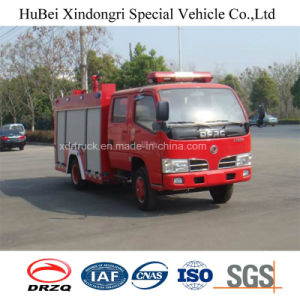 3ton Dongfeng Fire Sprinkle Truck Euro 4 pictures & photos