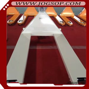 Hand Pallet Truck Strong and Durable Hydraulic System pictures & photos