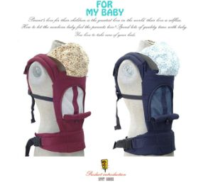 Adjustable Baby Carrier Infant Comfort Backpack Full Pad pictures & photos