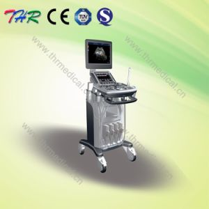 Thr-CD003q 4D Medical Color Doppler Ultrasound Scanner Machine pictures & photos