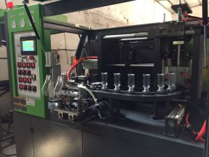 0.2L-2L Fully Automatic Plastic Pet Bottle Blow Molding Machine pictures & photos