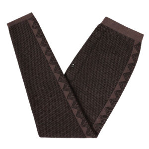 Factory Whole Sell Yak and Wool Blend Knitted Pants for Men′s Instock pictures & photos