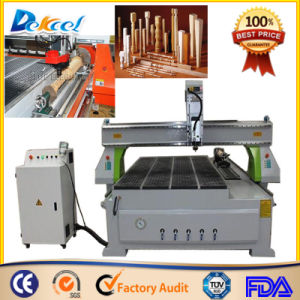 CNC Router 1325 Cylinder Wood Cutting Engraving Machine pictures & photos
