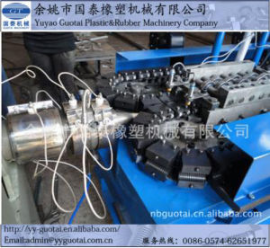 Flexible Corrugated Electrical Conduit Pipe Extrusion Machine pictures & photos