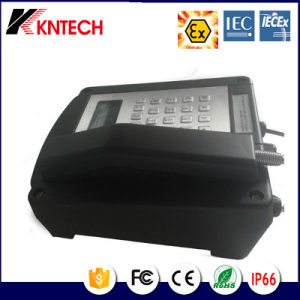 Iecex Telephone Explosion Proof Telephone Knex1 Waterproof Phone Kntech pictures & photos