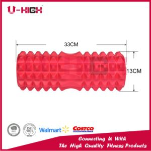 13*33cm High Density Filled EVA Foam Roller pictures & photos