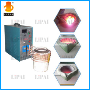 IGBT Ultrasonic Frequency Induction Heating Melting Machine  pictures & photos