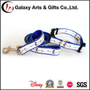 China Pet Supply Disney Pet Products Polyester Dog Collar