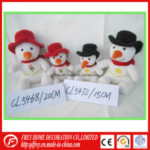 New Fahion Christmas Plush Snowman Toy pictures & photos
