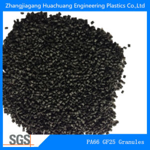 Modified PA66 GF25 Raw Material Reinforced Glass Fiber pictures & photos