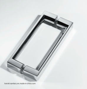 Hr-11-D Single Hinge Swing Shower Screen pictures & photos