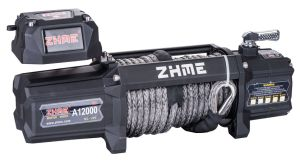12V Truck Winch with 12000lbs Pulling pictures & photos