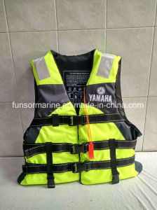Adult / Children EPE Foam XL YAMAHA Life Jacket Inflatable Boat Accessories pictures & photos