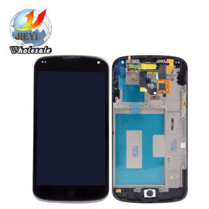 Replacement LCD Display + Capacitive Touch Screen Digitize Assembly for LG E960 / Nexus 4 LCD pictures & photos