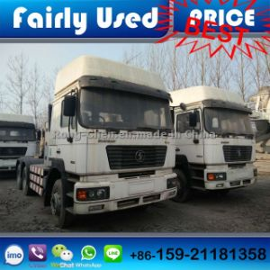 Used Shacman F2000 Truck Tractor pictures & photos