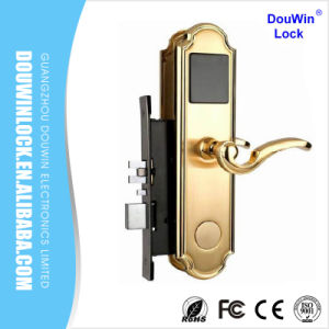 Wider Use Hotel Card Key Door Lock System pictures & photos