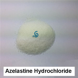 99% USP Azelastine Hydrochloride Powder Antiallergic Medication Active Pharmaceutical Ingredients pictures & photos