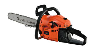 Professional 45cc Gasoline Chain Saw pictures & photos