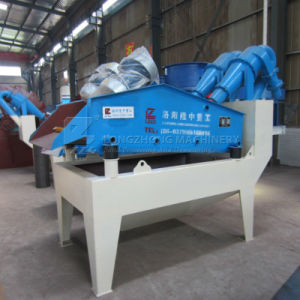 Mineral Machinery for Collecting Fine Quartz Sand in China pictures & photos