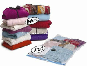 Space Bag Vacuum Storage Bag for House Use pictures & photos