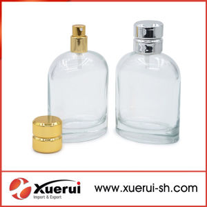 Hot Sale 100ml Fashion Glass Perfume Bottle, Cosmetic Perfume Bottle pictures & photos