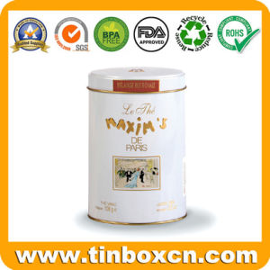Metal Tea Container with Food Grade, Tea Tin Box pictures & photos