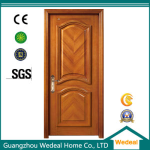 Customize Interior Solid Wooden Oak Door for Hotels pictures & photos
