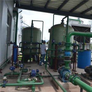 Industrial High Hardness Mixed Bed Water Softener Water Purification Cj111 pictures & photos