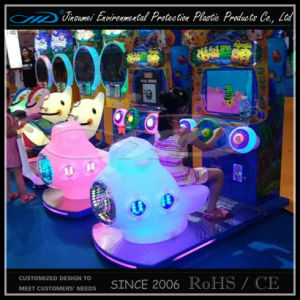 Plastic LED Game Machine Chair Kiddy Ride on Toy pictures & photos